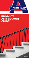 Armstead Trade Product and Colour Guide