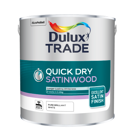 Quick Dry Satinwood
