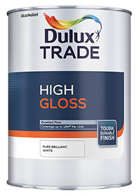 Dulux Trade High Gloss