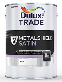 Dulux Trade Metalshield Satin
