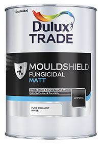 Dulux Trade Mouldshield Fungicidal Matt